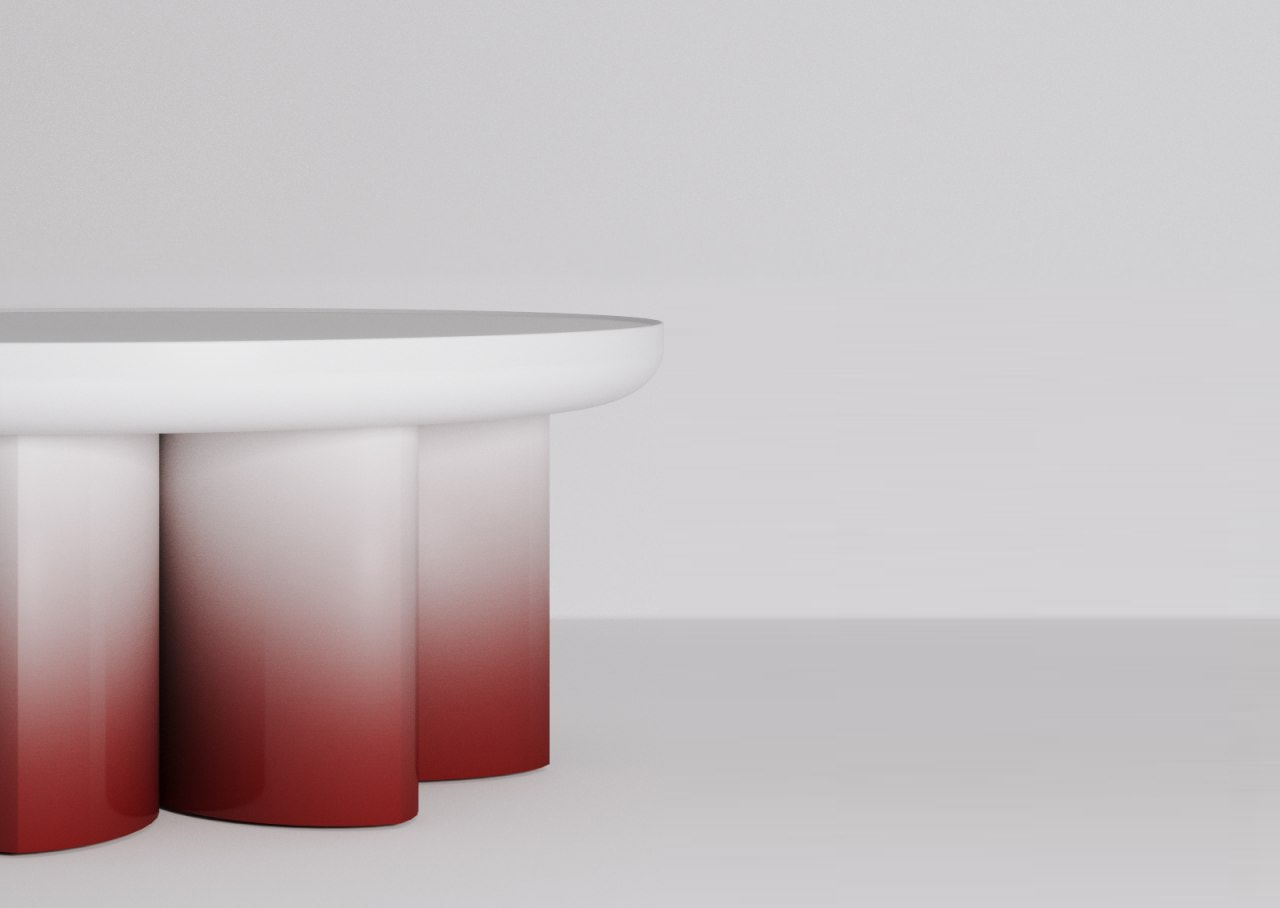 rosette coffee table konferenční stolek design jiri krejcirik 1
