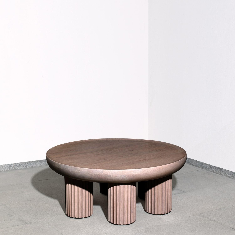 kalokagathos odyssey eclecticism collection furniture design low table coffee table artdesign unique object interior moravska galerie konferencni stul nabytkovy design jiri krejcirik