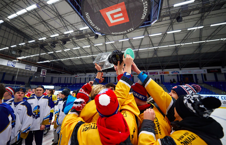 the winner trophy hockey challenge cup glass object hokej pohar trofej sklo objekt vyrobeno v cechach produced czechrepublic design by jiri krejcirik 6