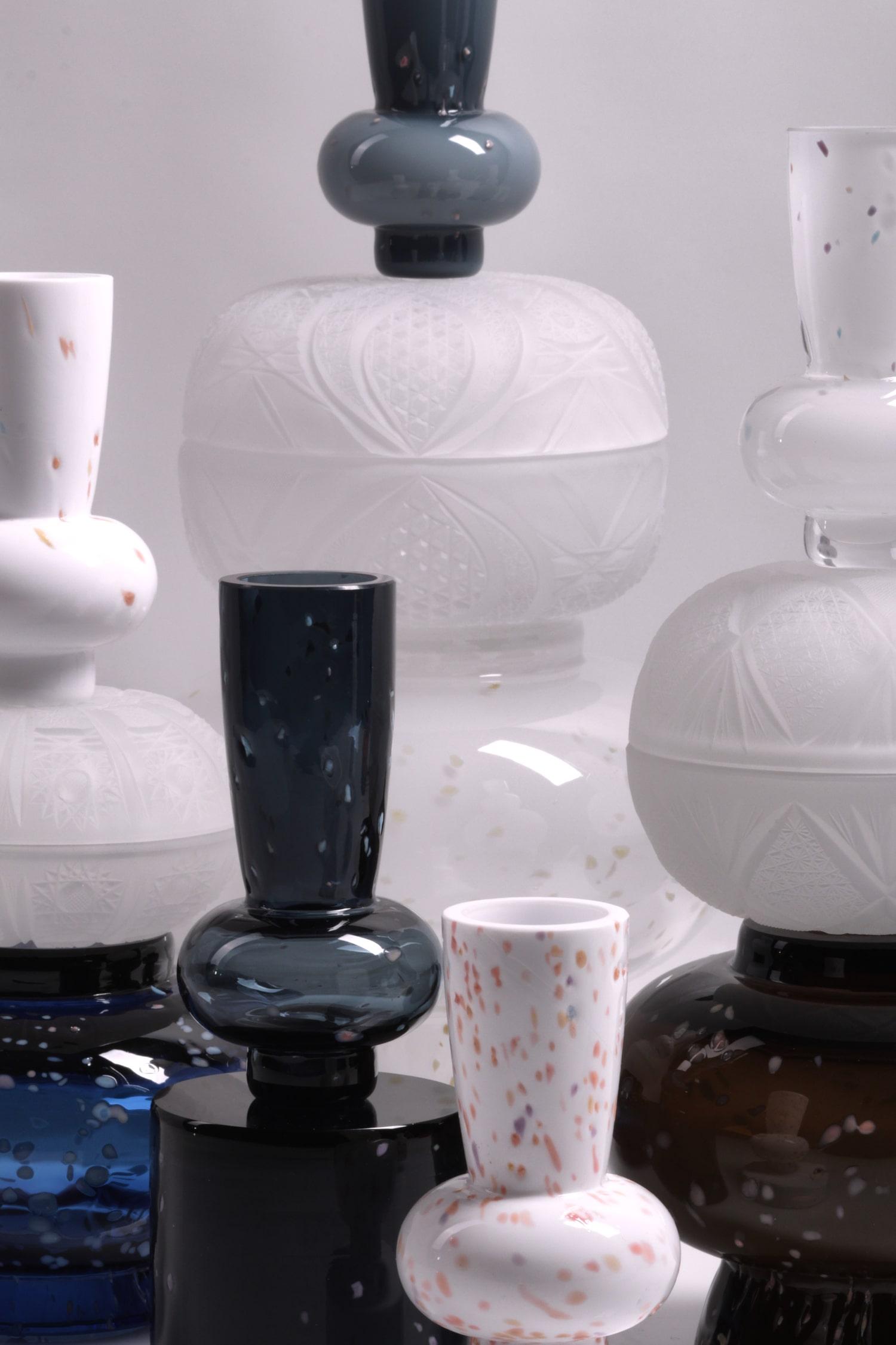 jewel caskets limited collection glass objects handblown handcut czechglass sklenene objekty rucne foukane ceske sklo design jirikrejcirik web 3 min