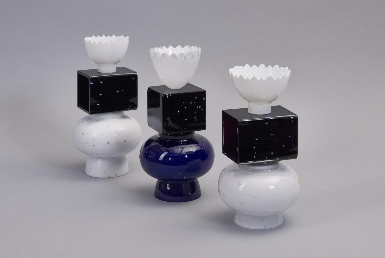 forms symbols limited collection glass objects handblown handcut czechglass sklenene objekty rucne foukane ceske sklo design jirikrejcirik web 12
